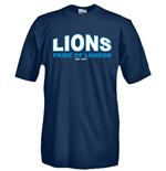 T-shirt Lions supporter