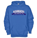 Felpa Bushwakers supporter
