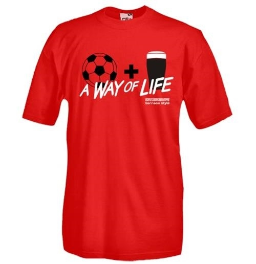 T-shirt A way of life