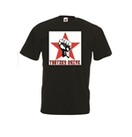 T-shirt con stampa transfer - TROTSKY DRIVE
