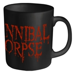 Tazza Cannibal Corpse Dripping Logo
