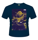 "T-shirt Star Wars ""Dj Yoda"""