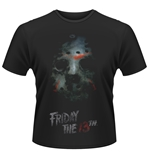 T-shirt Friday the 13th Mask