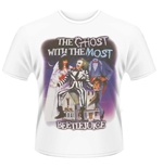 "T-shirt Beetlejuice ""The Ghost With The Most"""