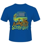 T-shirt Scooby-Doo Mystery Machine