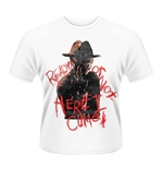 T-shirt Nightmare On Elm Street 122412