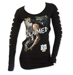 T-shirt manica lunga The Walking Dead da donna