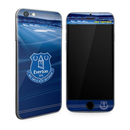 Cover Skin iPhone 6 Everton