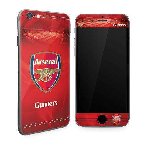 Cover Skin iPhone 6 Arsenal