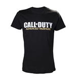 T-shirt CALL OF DUTY Advanced Warfare - L