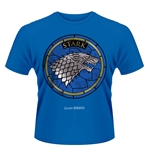 "T-shirt Game Of Thrones ""casata Stark"""