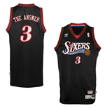 Maglia adidas Allen Iverson Philadelphia 76ers The Answer Soul Swingman Nickname