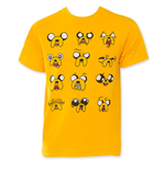 T-shirt Jake Adventure Time