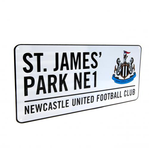 Targhetta Newcastle United 123399