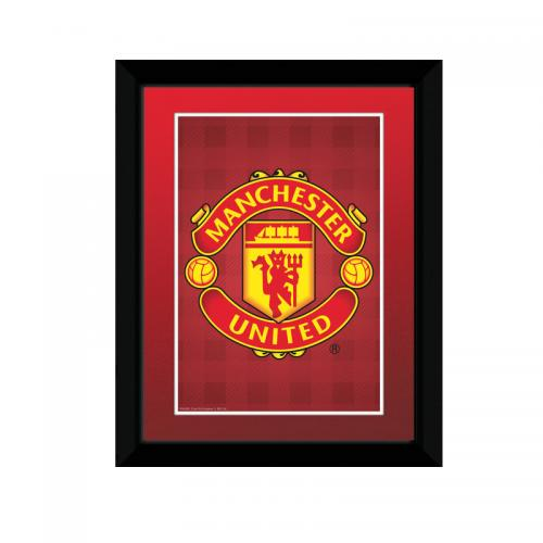 Stampa Manchester United 20 x 15 cm