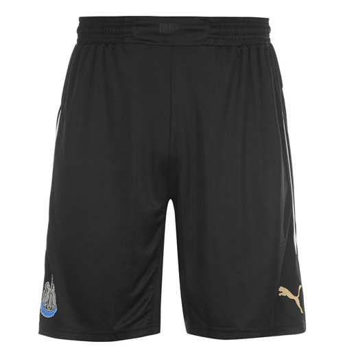 Pantaloncino Short Newcastle Falcons 2014-15 Home da bambino