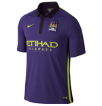 Maglia Manchester City 2014-2015 Third Nike