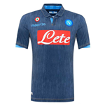Maglia Napoli 2014-2015 Authentic Away