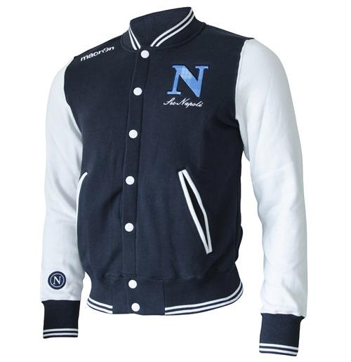 giacca Napoli merchandising