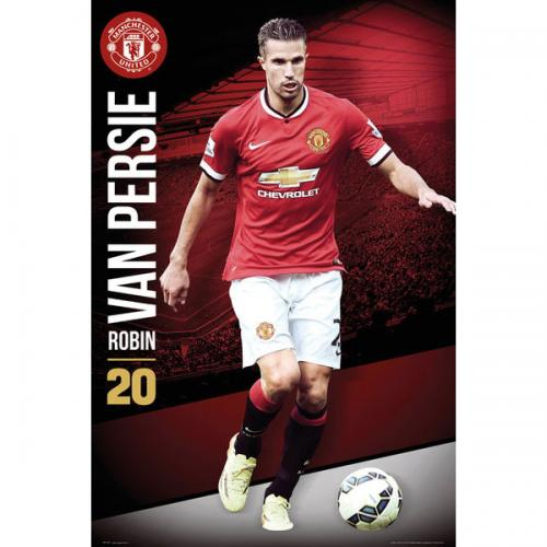 Poster Manchester United 124393