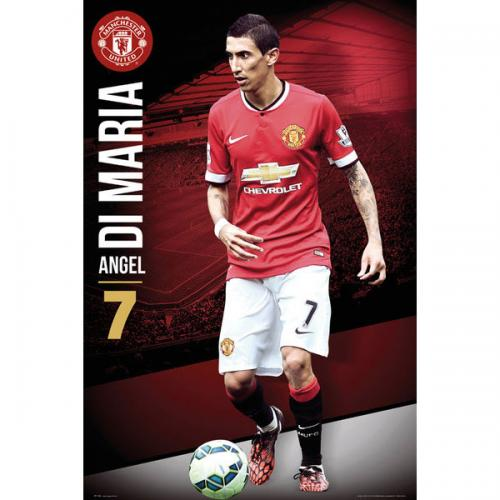 Poster Manchester United 124397