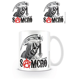 Tazza Sons of Anarchy Samcro Reaper