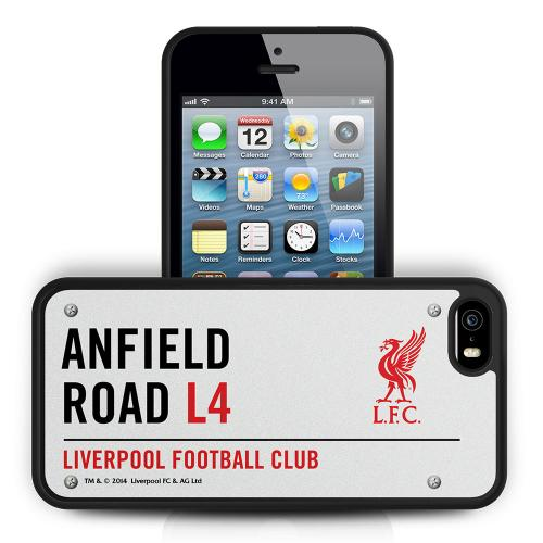 Cover iPhone Liverpool FC 124905