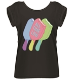 T-shirt All Time Low Popsicle