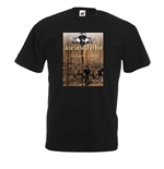 T-shirt con stampa transfer - Lucas John and The Buddies