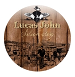 Mousepad rotondo con stampa in sublimazione - Lucas John and The Buddies
