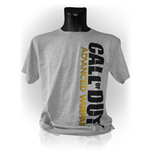 T-shirt CALL OF DUTY Advanced Warfare Vertical Logo - L