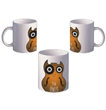 Tazza in ceramica - The Owls