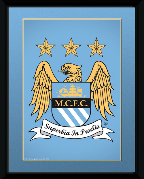 Poster Manchester City 125369