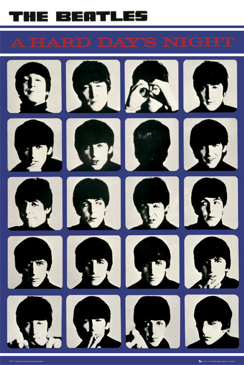 Poster The Beatles 125377