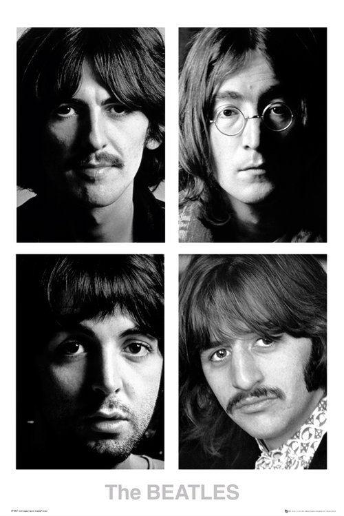 Poster The Beatles 125378