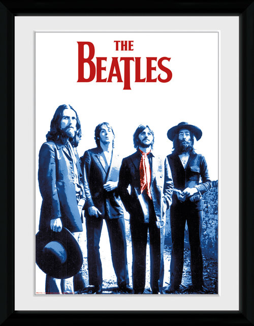 Poster The Beatles 125379