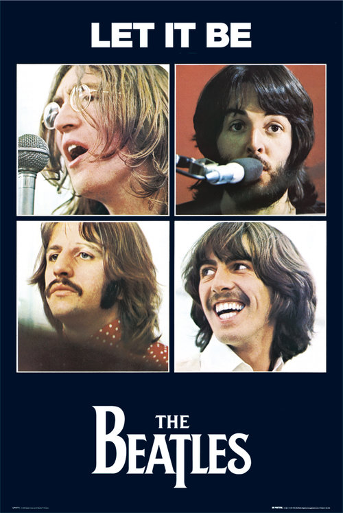 Poster The Beatles 125381
