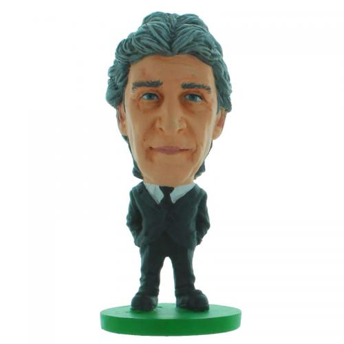 Action figure Manchester City Manuel Pellegrini