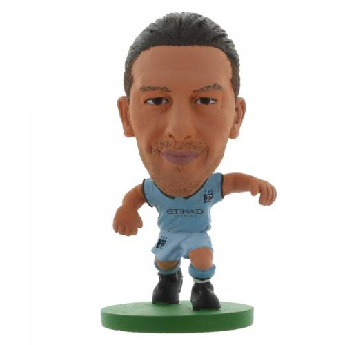 Action figure Manchester City Martin Demichelis