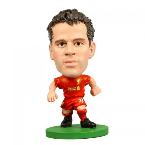 Action figure Liverpool FC Jamie Carragher