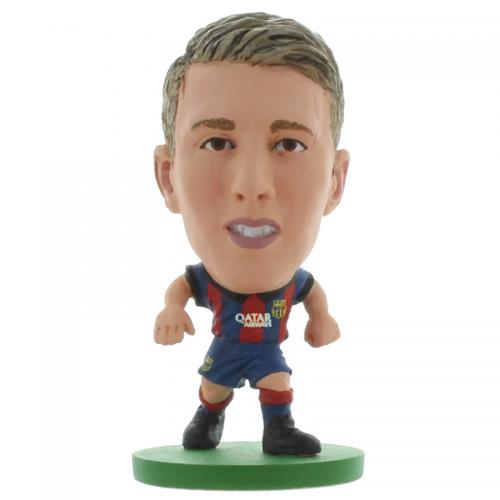 Action figure Barcellona Gerard Deulofeu