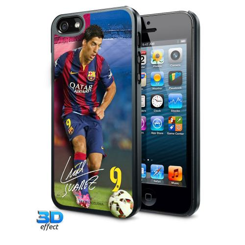 Cover iPhone 5/5S Barcellona Suarez