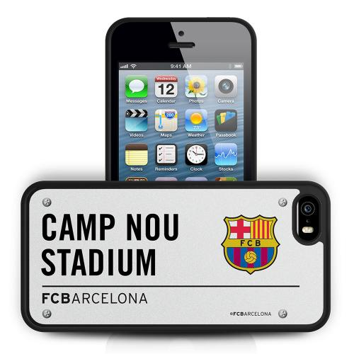 Cover iPhone 5/5S Barcellona Camp Nou