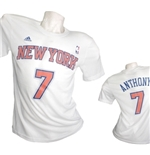 New York Knicks T-SHIRT Numerata Anthony