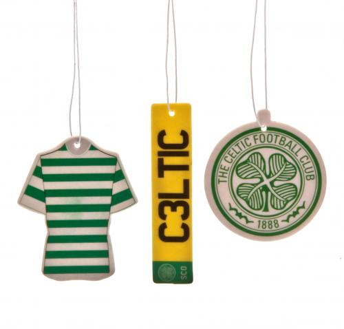 Deodorante auto Celtic Football Club 125579