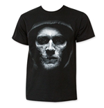 T-shirt Sons of Anarchy - Jax Reaper Face