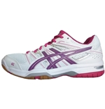 Scarpa Volley GEL-ROCKET 2014 BIANCO-ROSA