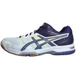 Scarpa Volley GEL-ROCKET 2014 BIANCO-VIOLA