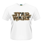 T-shirt Star Wars Chewie Hair