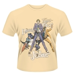 T-shirt Batman Dc Originals Villains
